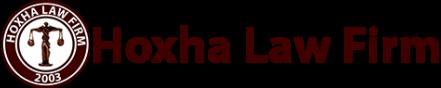 Hoxha Law Firm Logo